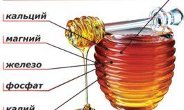Хімічний склад меду